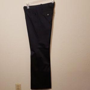 BCBGMAXAZRIA Black Pants 6R